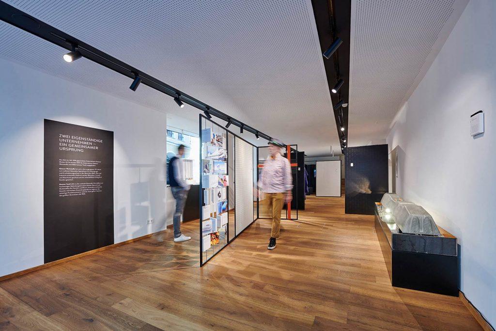 Ausstellung 200 Jahre Getzner Mutter & Cie