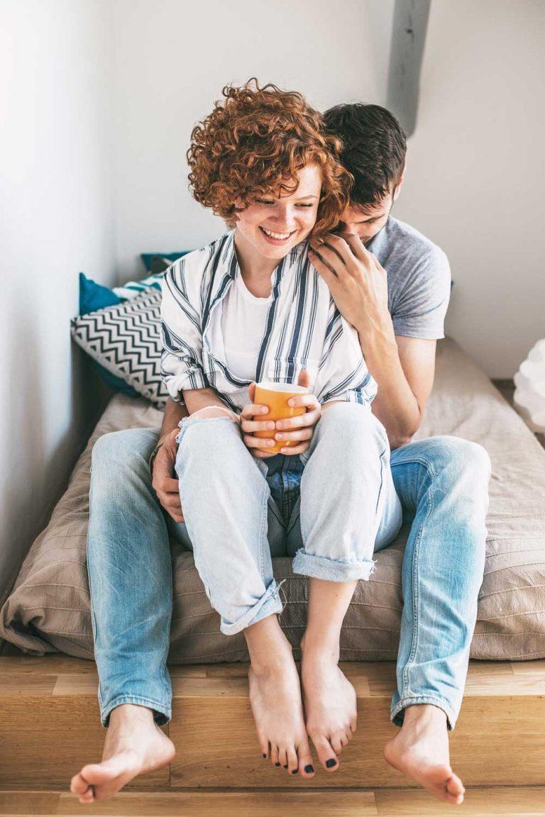 Weiler Möbel –Junges Paar