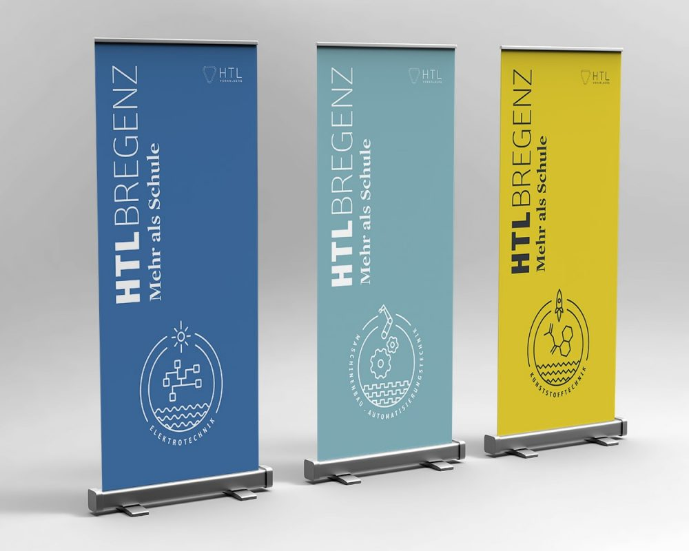White blank empty high resolution Business Roll Up and  Standee
